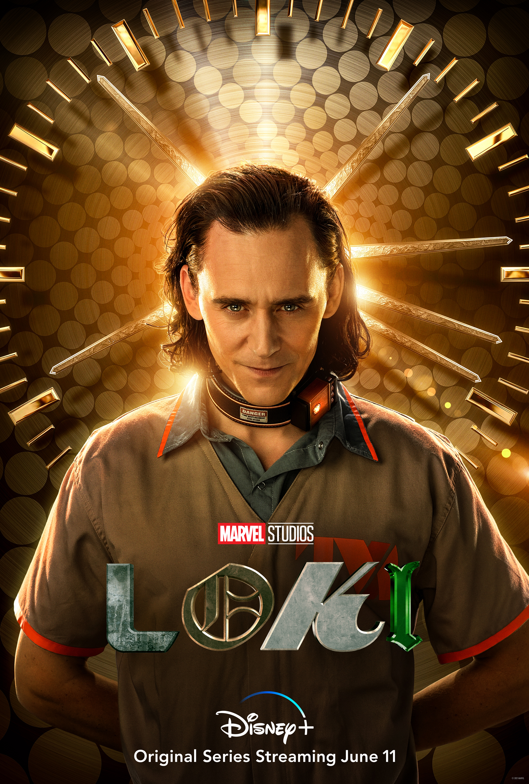 Loki Season 1 Poster Key Art