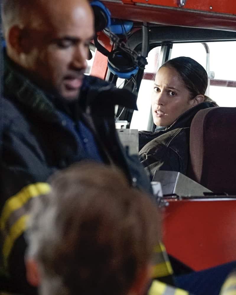 STATION 19 Season 4 Episode 7 Learning To Fly JAINA LEE ORTIZ