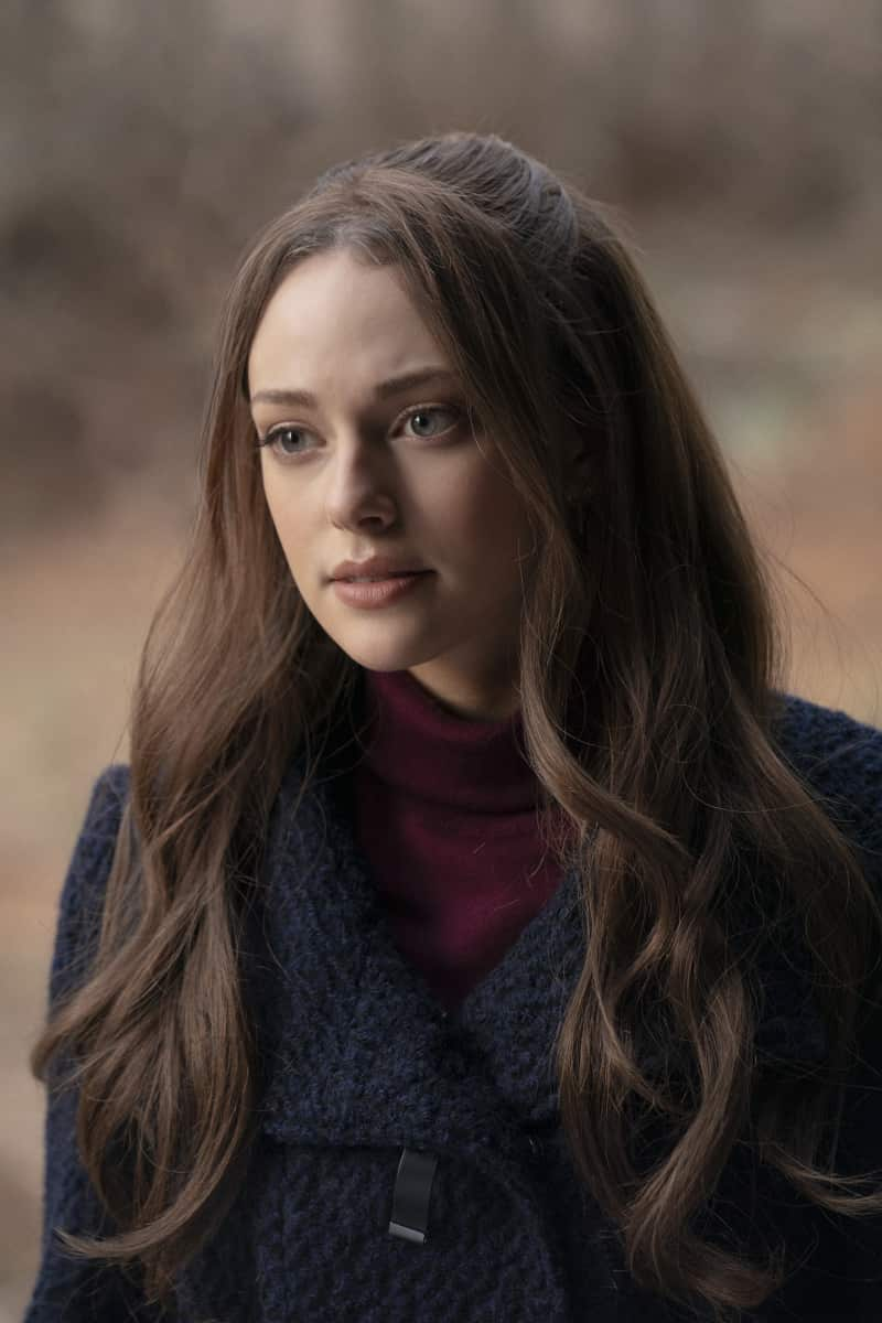 """Legacies -- """"Yup, It's a Leprechaun, All Right"""" -- Image Number: LGC307A_0467r -- Pictured: Danielle Rose Russell as Hope Mikaelson -- Photo: Bob Mahoney/The CW -- © 2021 The CW Network, LLC. All rights reserved."""