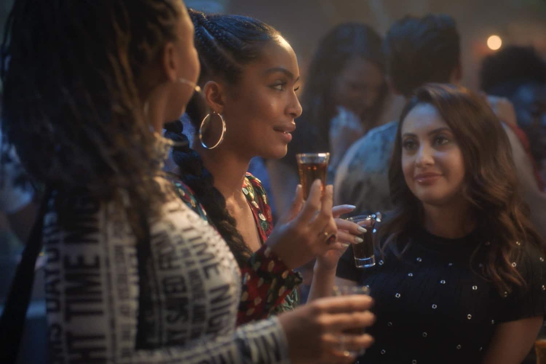 GROWN-ISH Season 3 Episode 17 Who Do You Love? YARA SHAHIDI, FRANCIA RAISA