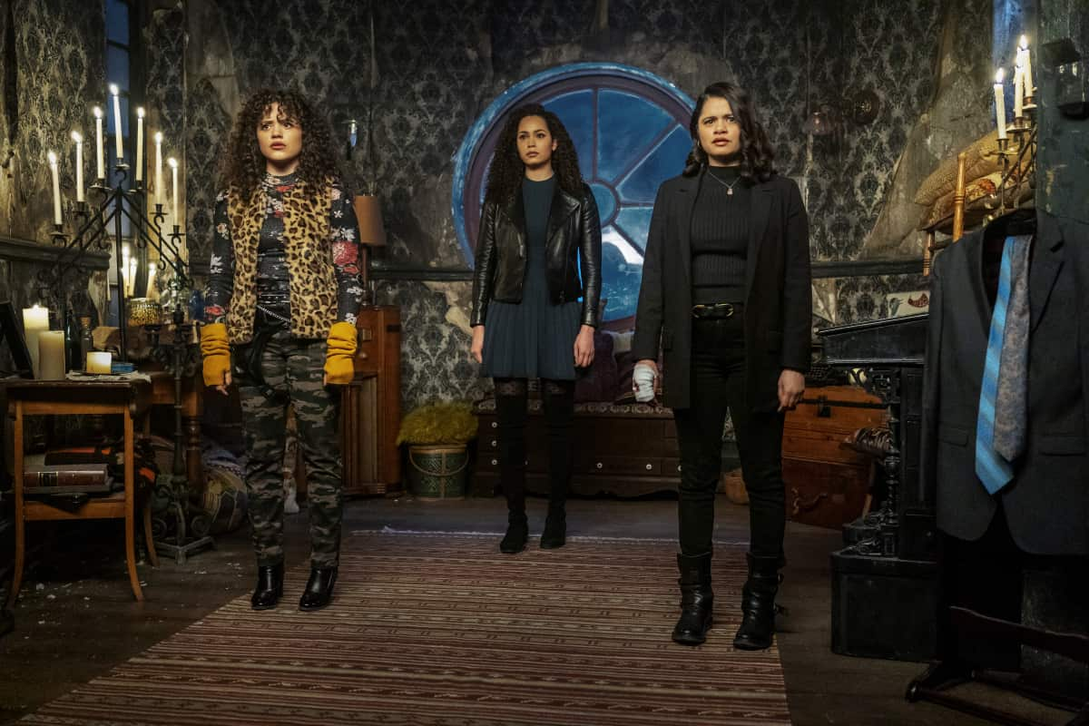 CHARMED Season 3 Episode 7 Witch Way Out