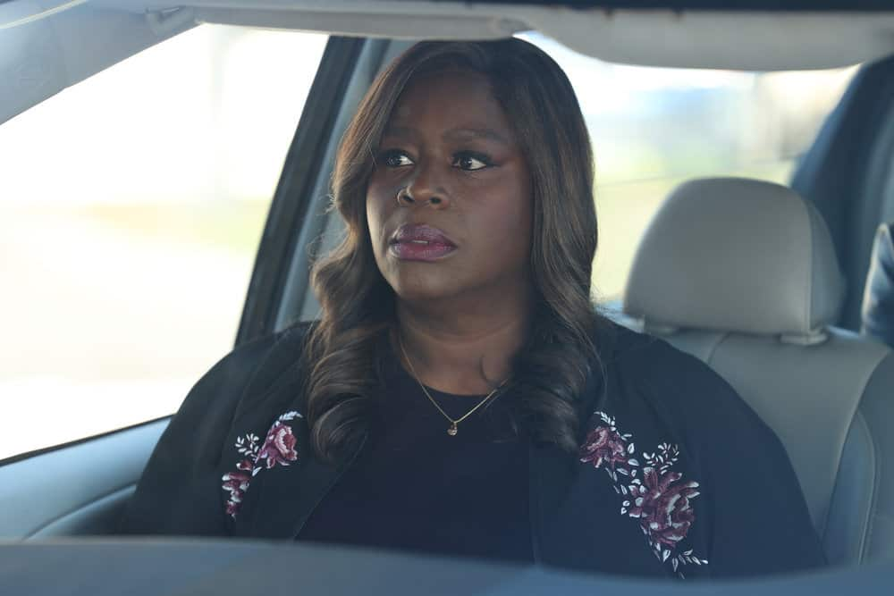 "GOOD GIRLS -- ""Fall Guy"" Episode 403 -- Pictured: Retta as Ruy Hill -- (Photo by: Jordin Althaus/NBC)"