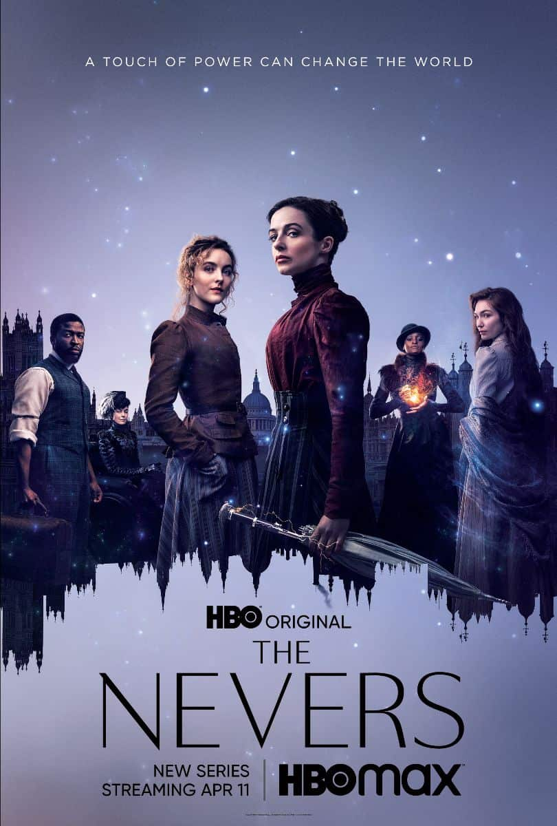 The Nevers Season 1 Poster Key Art