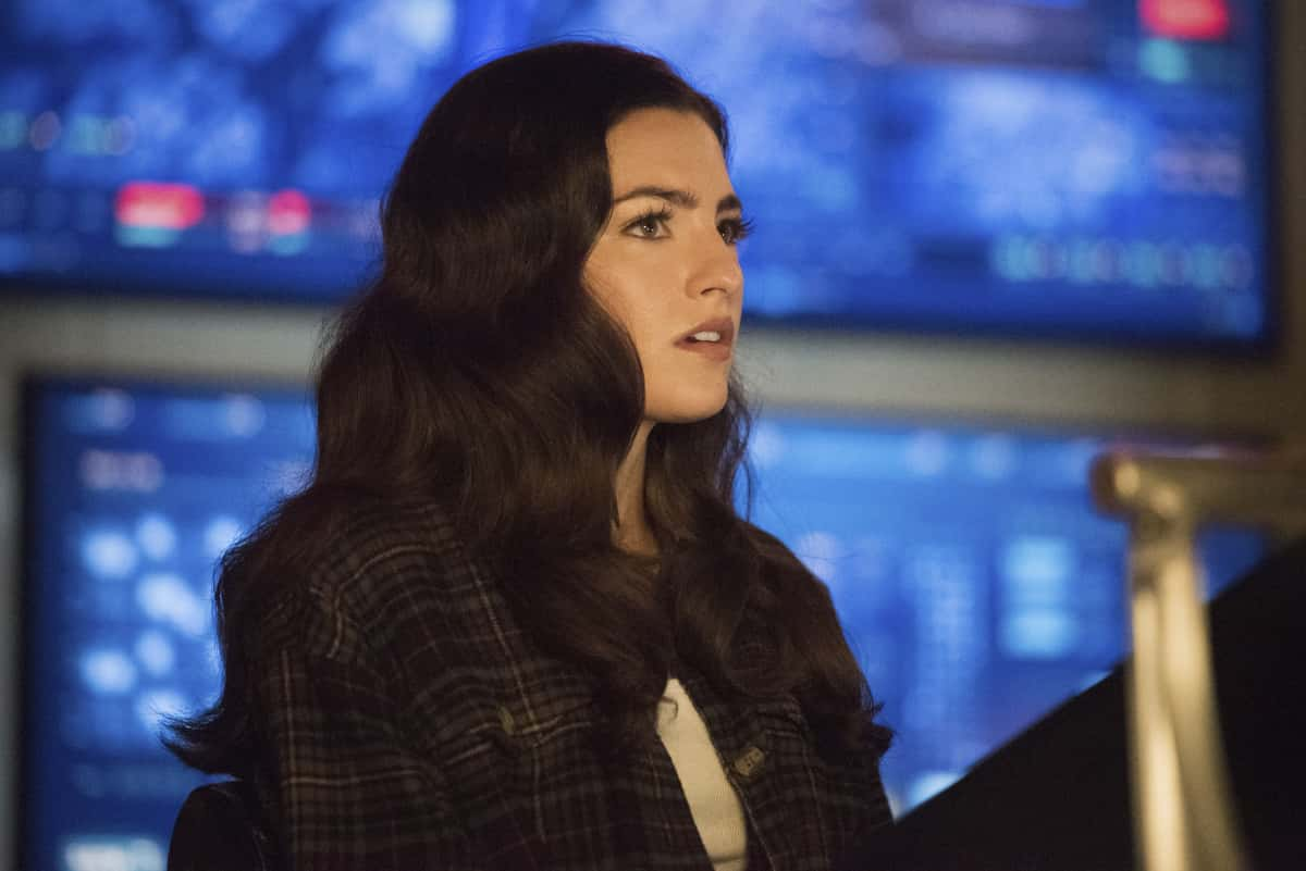 "The Flash -- ""Central City Strong"" -- Image Number: FLA704b_0156r.jpg -- Pictured: Kayla Compton as Allegra -- Photo: Katie Yu/The CW -- © 2021 The CW Network, LLC. All rights reserved"