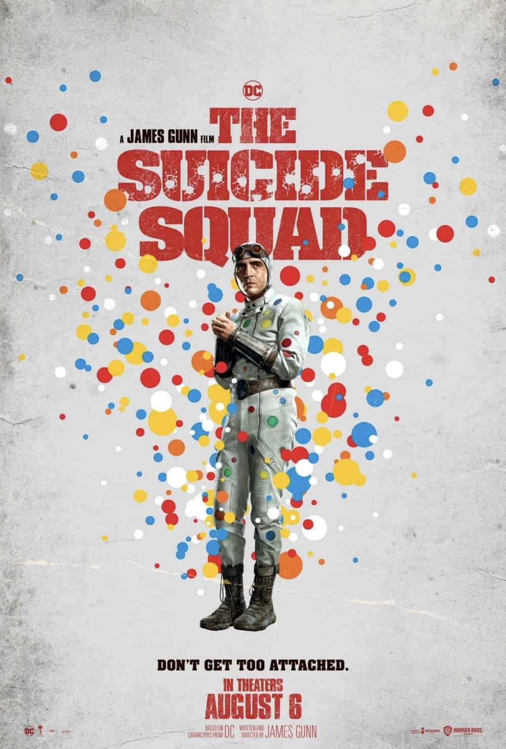 David Dastmalchian as Polka Dot Man in The Suicide Squad