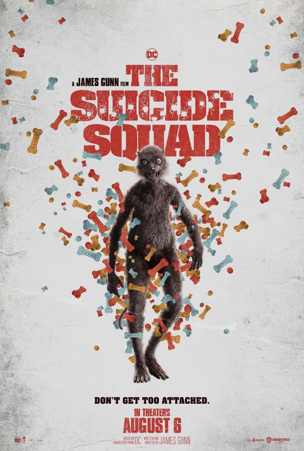 Sean Gunn as Weasel in The Suicide Squad