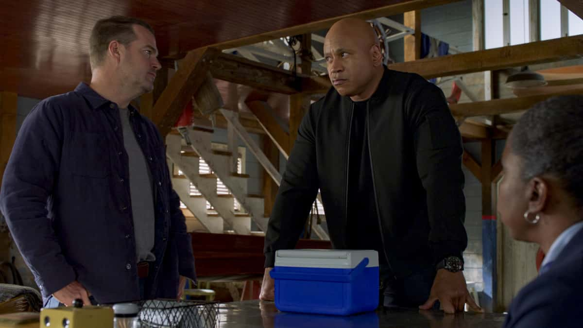 NCIS LOS ANGELES Season 12 Episode 13 Red Rover, Red Rover