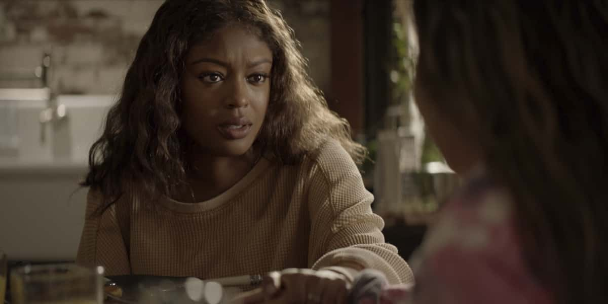 """Batwoman Season 2 Episode 9 -- """"Rule #1"""" -- Image Number: BWN209fg_0014r -- Pictured: Javicia Leslie as Ryan Wilder -- Photo: The CW -- © 2021 The CW Network, LLC. All Rights Reserved."""