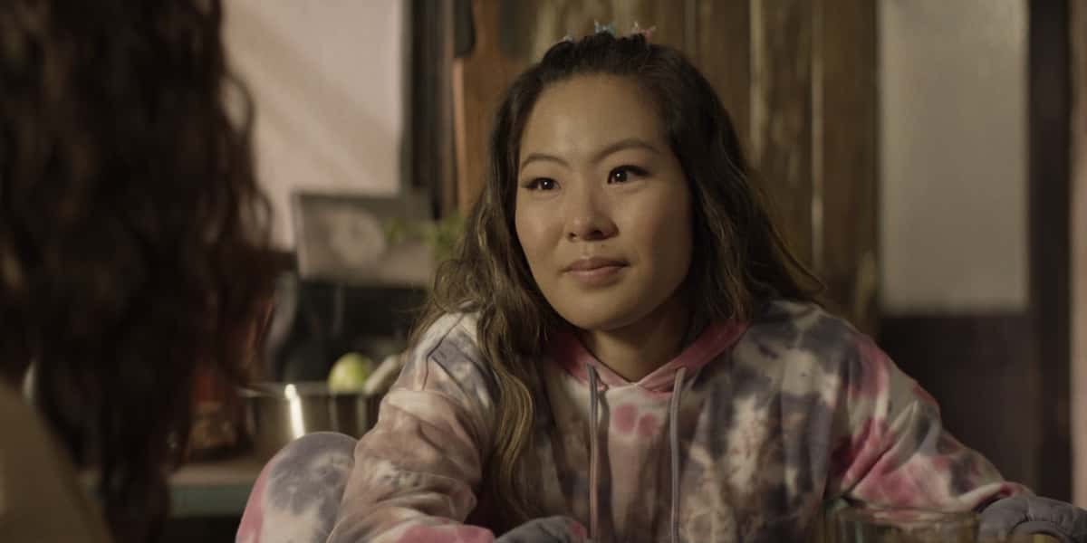 """Batwoman Season 2 Episode 9 -- """"Rule #1"""" -- Image Number: BWN209fg_0013r -- Pictured: Nicole Kang as Mary Hamilton -- Photo: The CW -- © 2021 The CW Network, LLC. All Rights Reserved."""