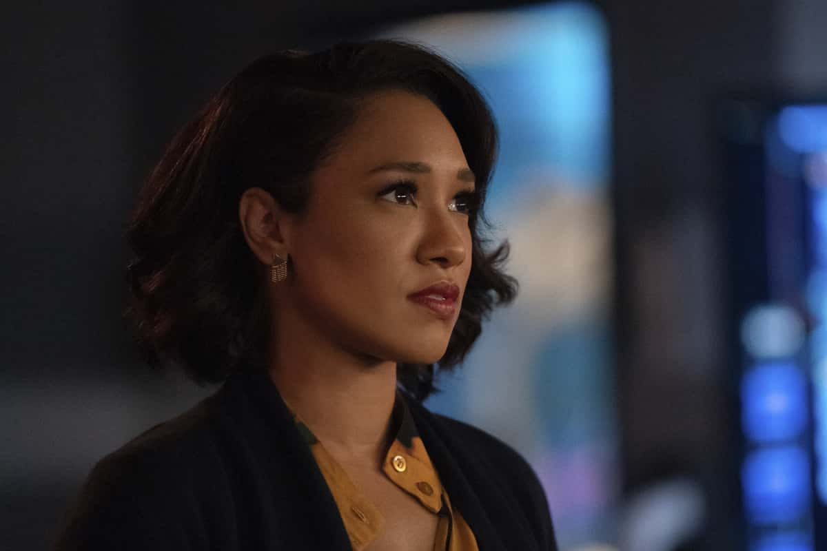 """The Flash Season 7 Episode 5 - """"Fear Me"""" -- Image Number: FLA705a_0212r.jpg -- Pictured: Candice Patton as Iris West - Allen -- Photo: Katie Yu/The CW -- © 2021 The CW Network, LLC. All rights reserved"""