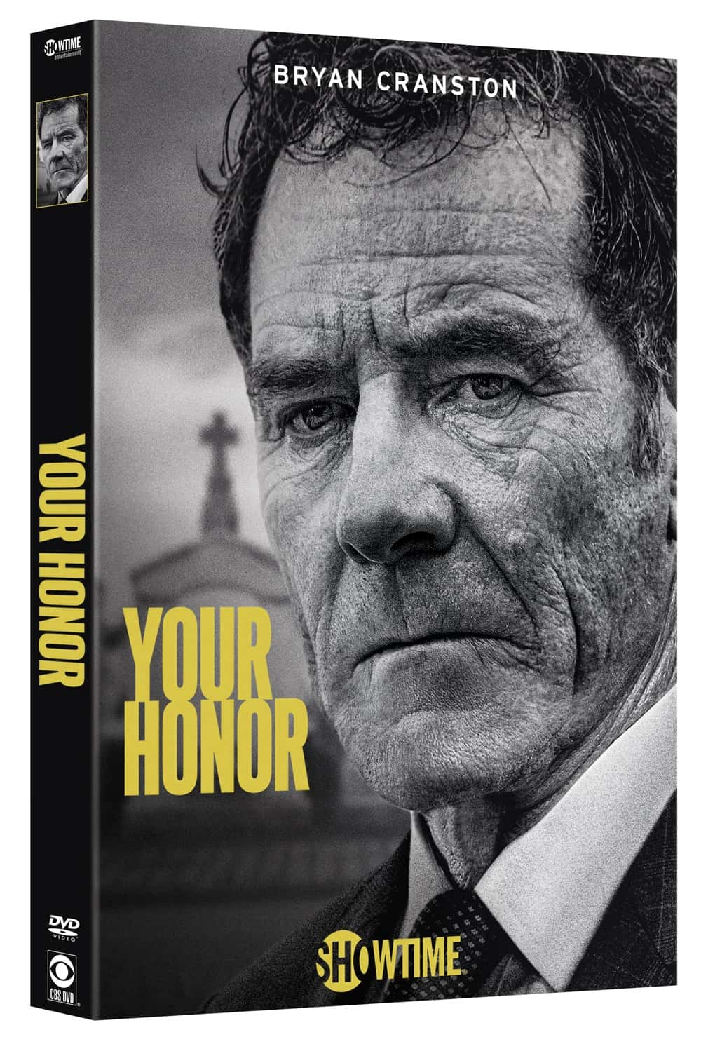 Your Honor DVD Cover