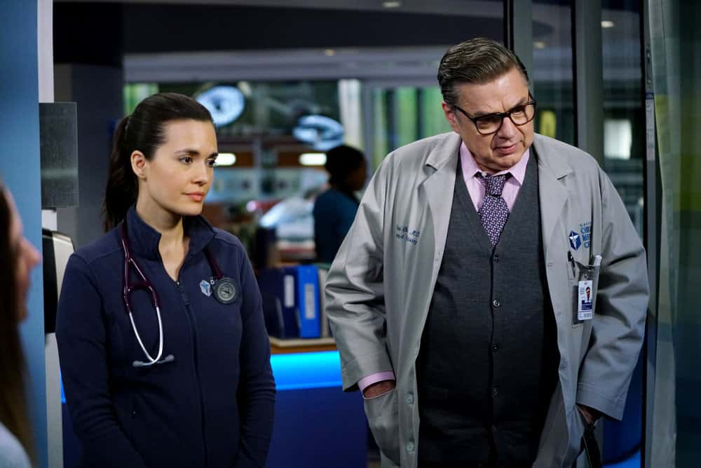 CHICAGO MED Season 6 Episode 10 So Many Things We've Kept Buried