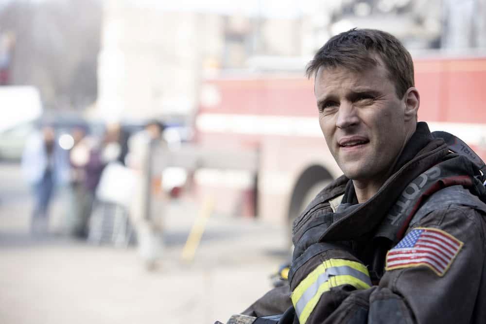 CHICAGO FIRE Season 9 Episode 10 One Crazy Shift