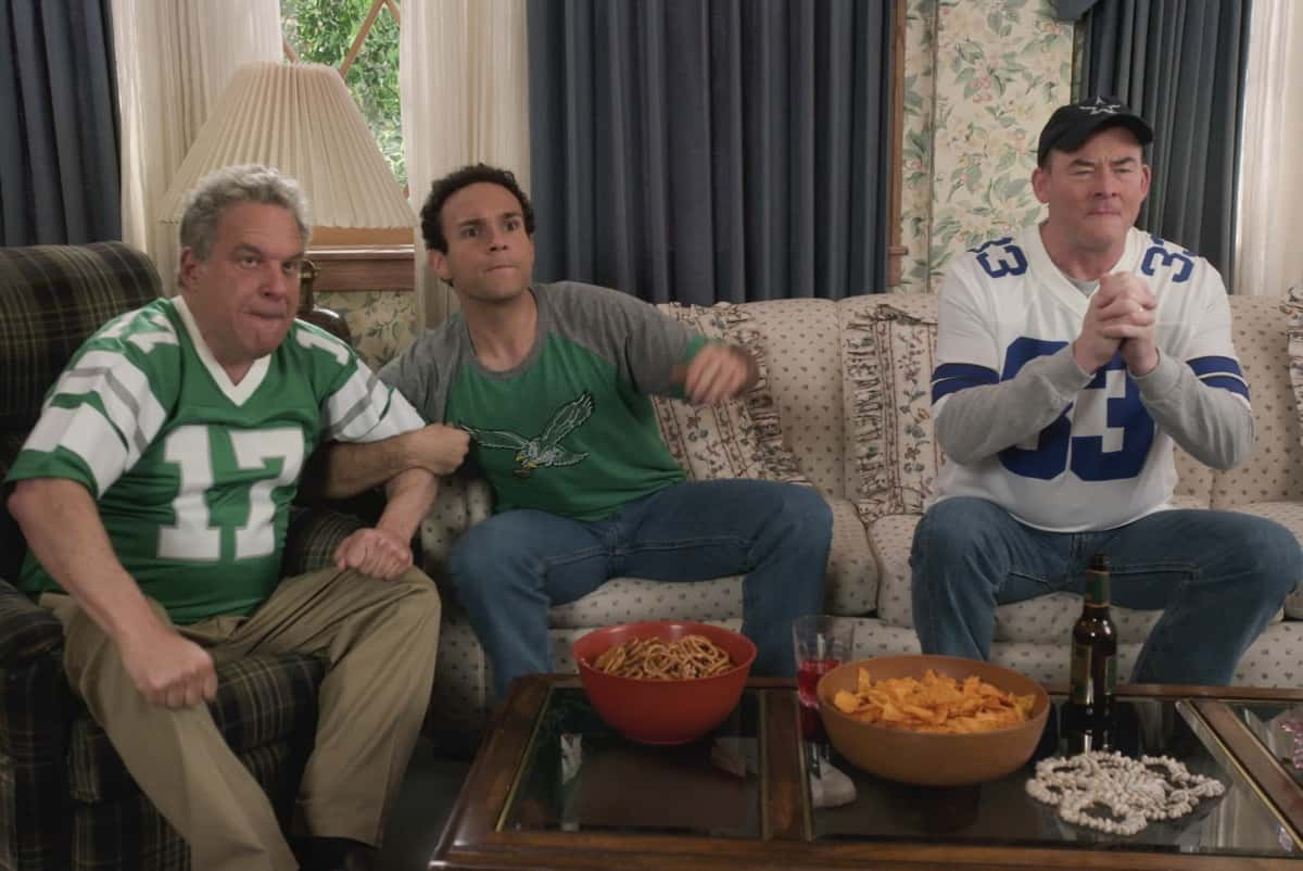 THE GOLDBERGS Season 8 Episode 15 Bever-lé JEFF GARLIN, TROY GENTILE, DAVID KOECHNER