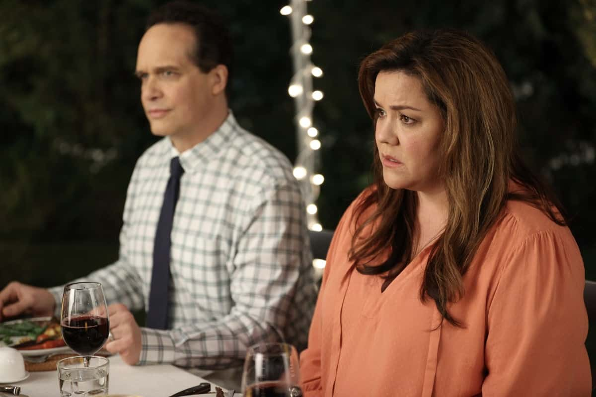 AMERICAN HOUSEWIFE Season 5 Episode 13 The Election KATY MIXON