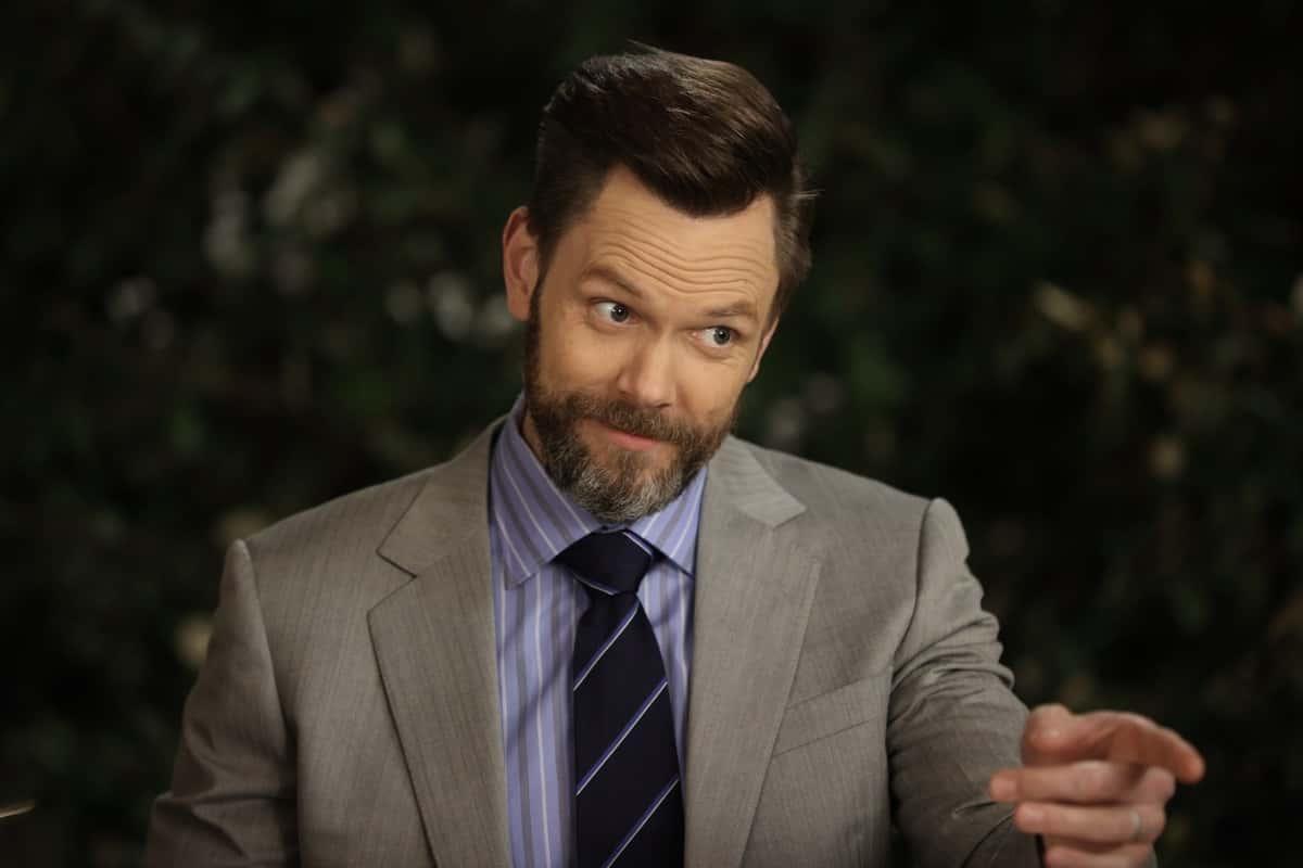 """AMERICAN HOUSEWIFE Season 5 Episode 13 - """"The Election"""" JOEL MCHALE"""
