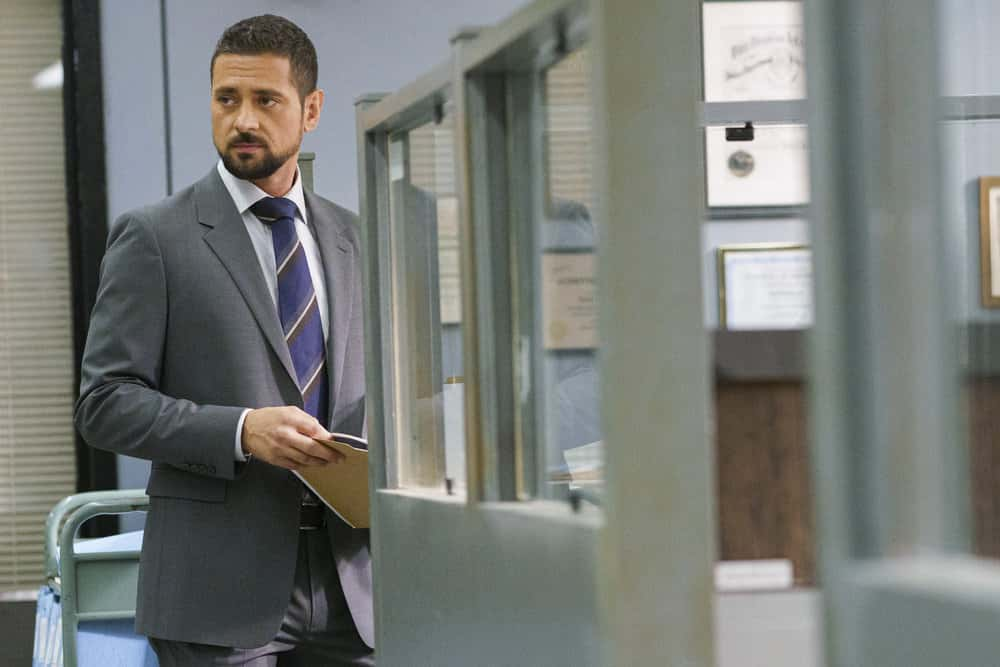 "MANIFEST Season 3 Episode 1 -- ""Tailfin"" Episode 301 -- Pictured: J.R. Ramirez as Jared Vasquez -- (Photo by: Peter Kramer/WBTV/NBC)"