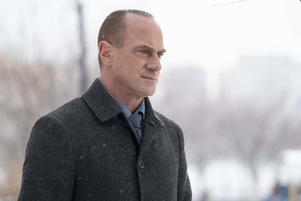"""Law And Order Organized Crime Season 1 Episode 1 -- """"What Happens in Puglia"""" Episode 101 -- Pictured: Christopher Meloni as Detective Elliot Stabler -- (Photo by: Virginia Sherwood/NBC)"""