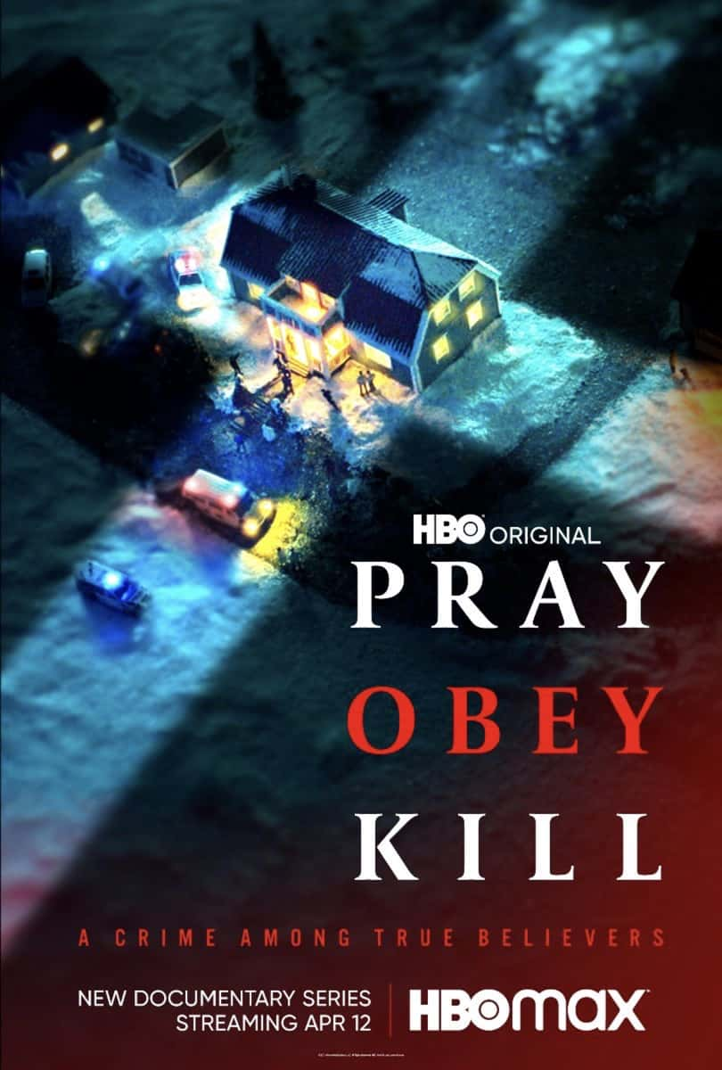Pray Obey Kill Poster HBO Documentary Films