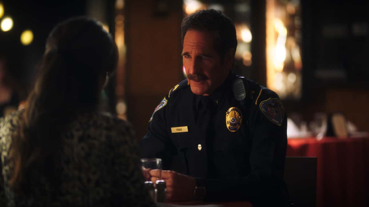 Scott Bakula as Special Agent Dwayne Pride With Mustache