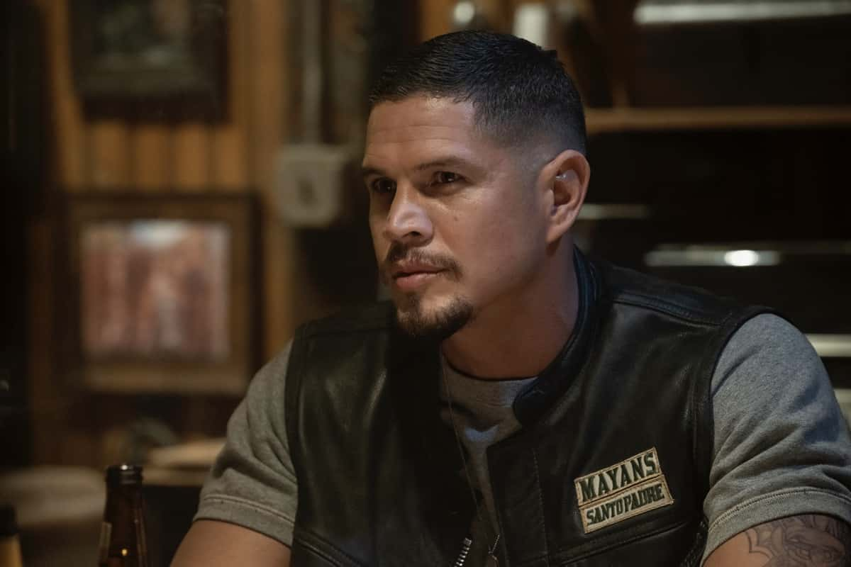 MAYANS MC Season 3 Episode 5 Photos Dark, Deep-Laid Plans