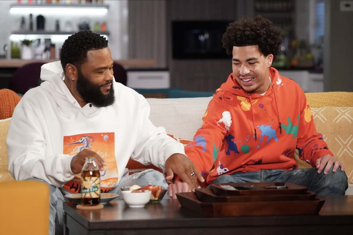 BLACK-ISH Season 7 Episode 15 Move-In Ready ANTHONY ANDERSON, MARCUS SCRIBNER