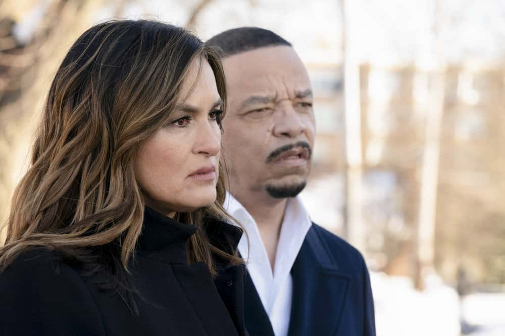 LAW AND ORDER SVU Season 22 Episode 10 Photos Welcome To The Pedo Motel