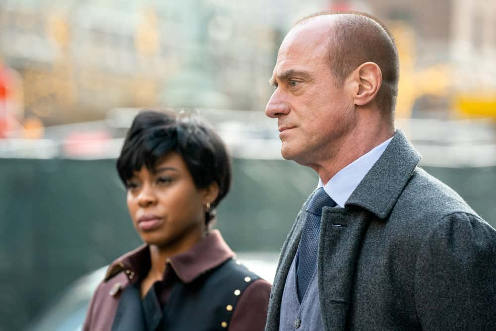 LAW AND ORDER ORGANIZED CRIME Season 1 Episode 2 Photos Not Your Father's Organized Crime