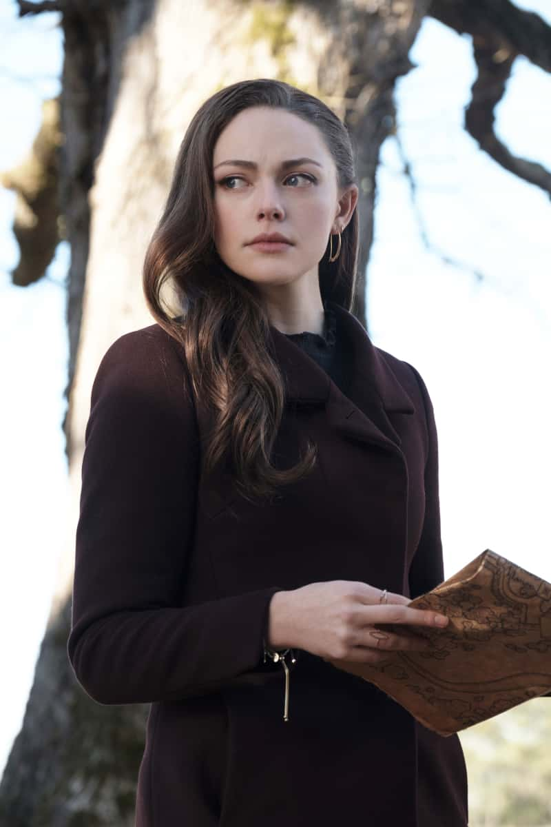 "Legacies Season 3 Episode 9 -- ""Do All Malivore Monsters Provide This Level of Emotional Insight?"" -- Image Number: LGC309a_0023r -- Pictured: Danielle Rose Russell as Hope Mikaelson -- Photo: Kyle Kaplan /The CW -- © 2021 The CW Network, LLC. All Rights Reserved."