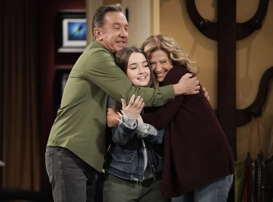 LAST MAN STANDING Season 9 Episode 14 The Two Nieces Of Eve