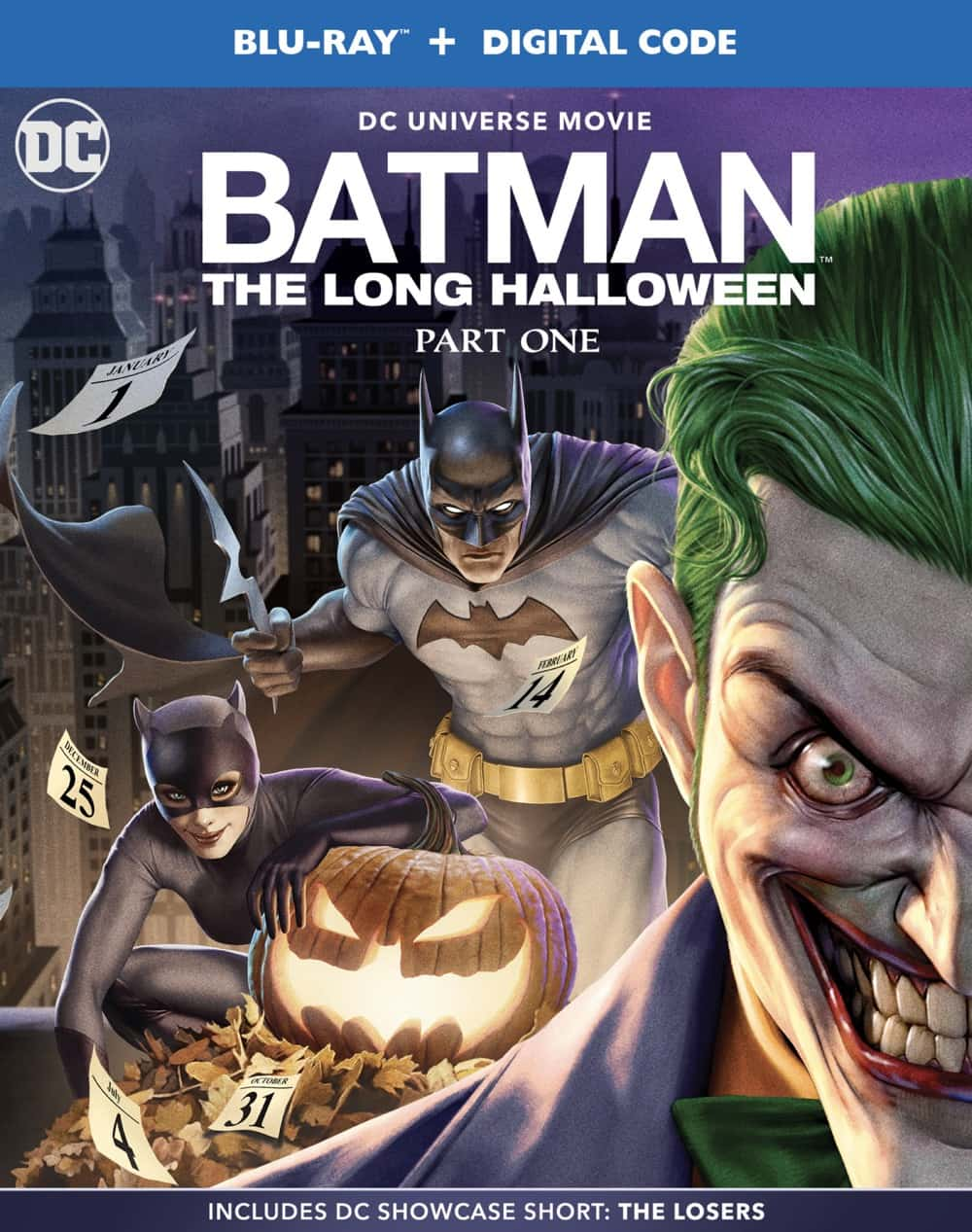 Batman TheLongHalloween BD