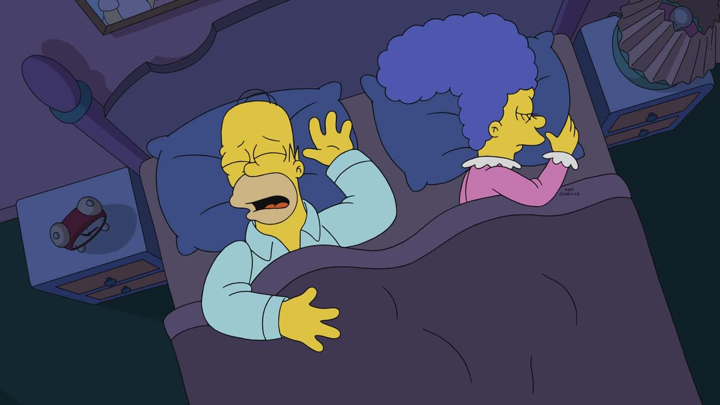 THE SIMPSONS Season 32 Episode 18 : Mr. Burns markets a vegetarian burger with a sinister secret. †Marge makes an investment without telling her family in the ìBurger Kingsî episode of THE SIMPSONS airing Sunday, April 11 (8:00-8:30 PM ET/PT) on FOX. THE SIMPSONS © 2021 by 20th Television.