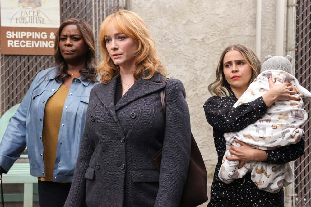 GOOD GIRLS Season 4 Episode 5 Photos The Banker