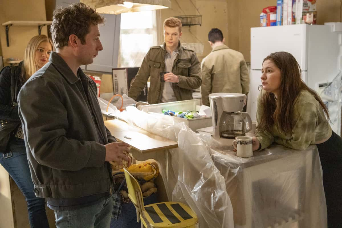 SHAMELESS Season 11 Episode 12 Photos Father Frank Full of Grace