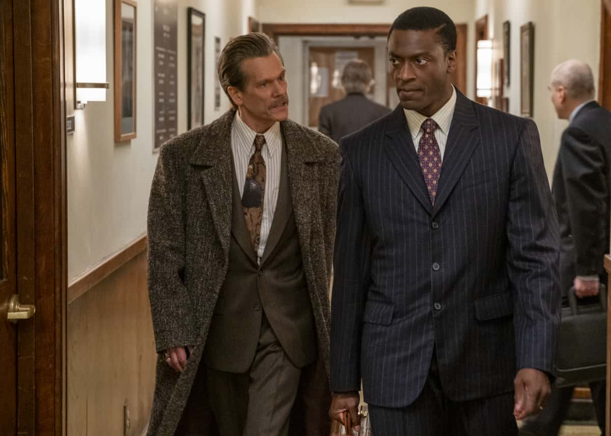 CITY ON A HILL Season 2 Episode 3 Photos Is The Total Black Being Spoken