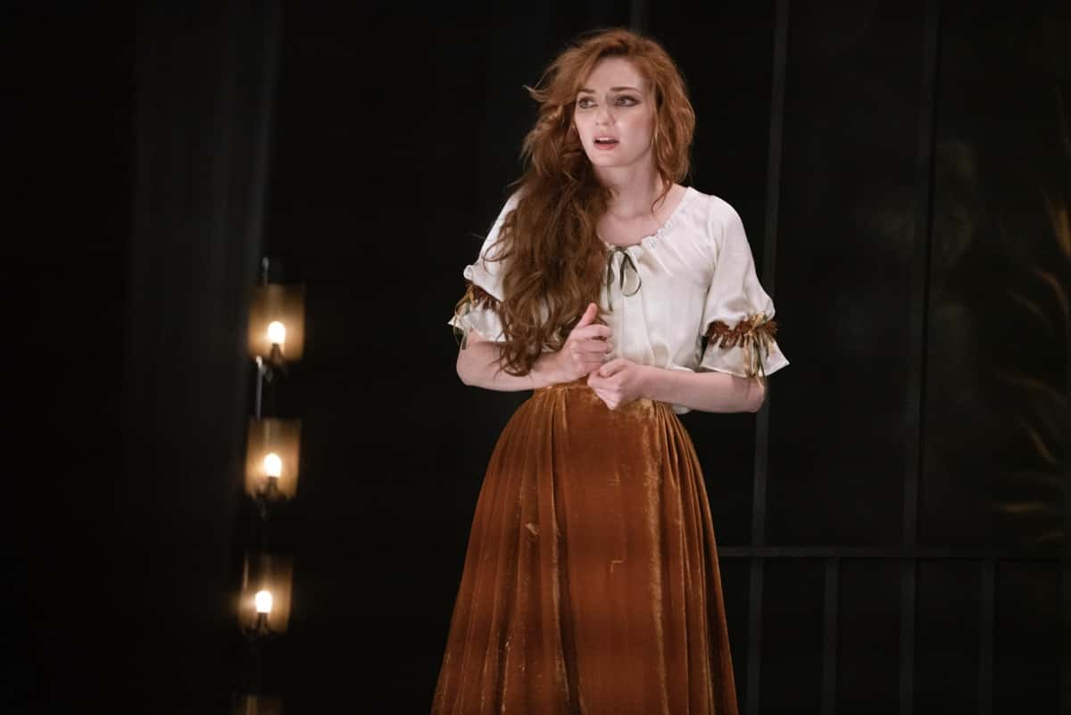 Eleanor Tomlinson The Nevers Photograph by HBO / Keith Bernstein