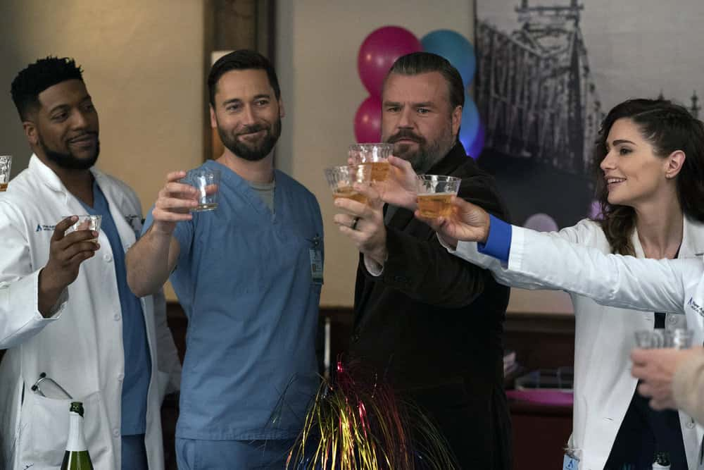 NEW AMSTERDAM Season 3 Episode 7 Photos The Legend of Howie Cournemeyer