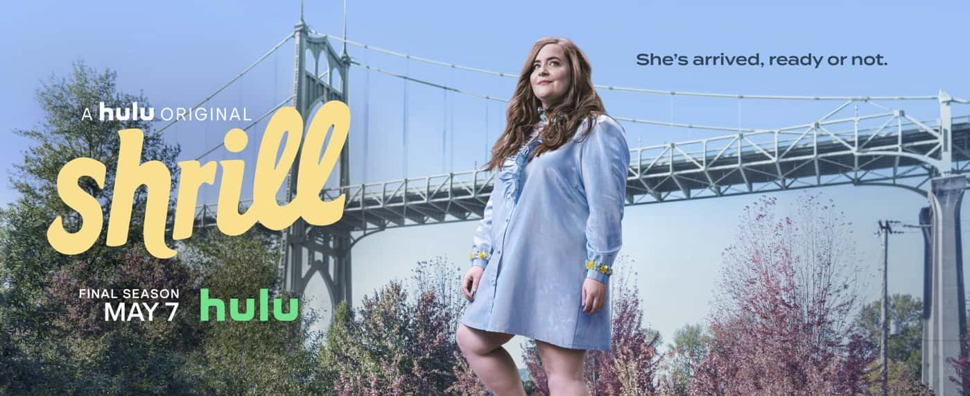 Shrill Season 3 Poster Key Art Horizontal