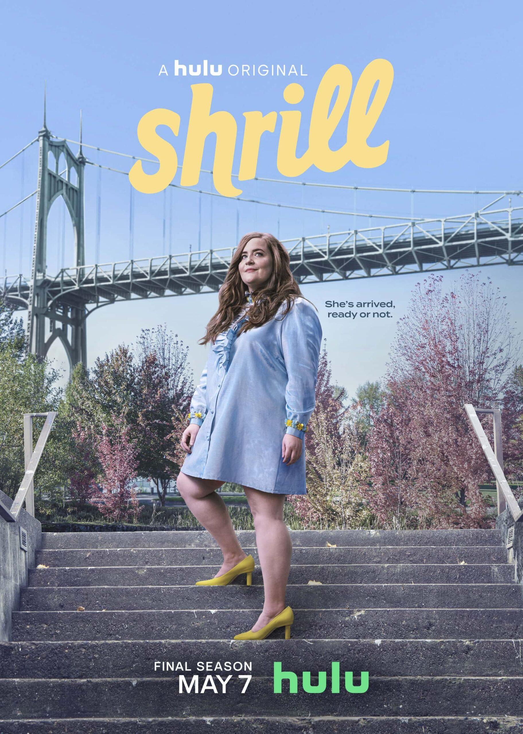 Shrill Season 3 Poster Key Art Veritcal
