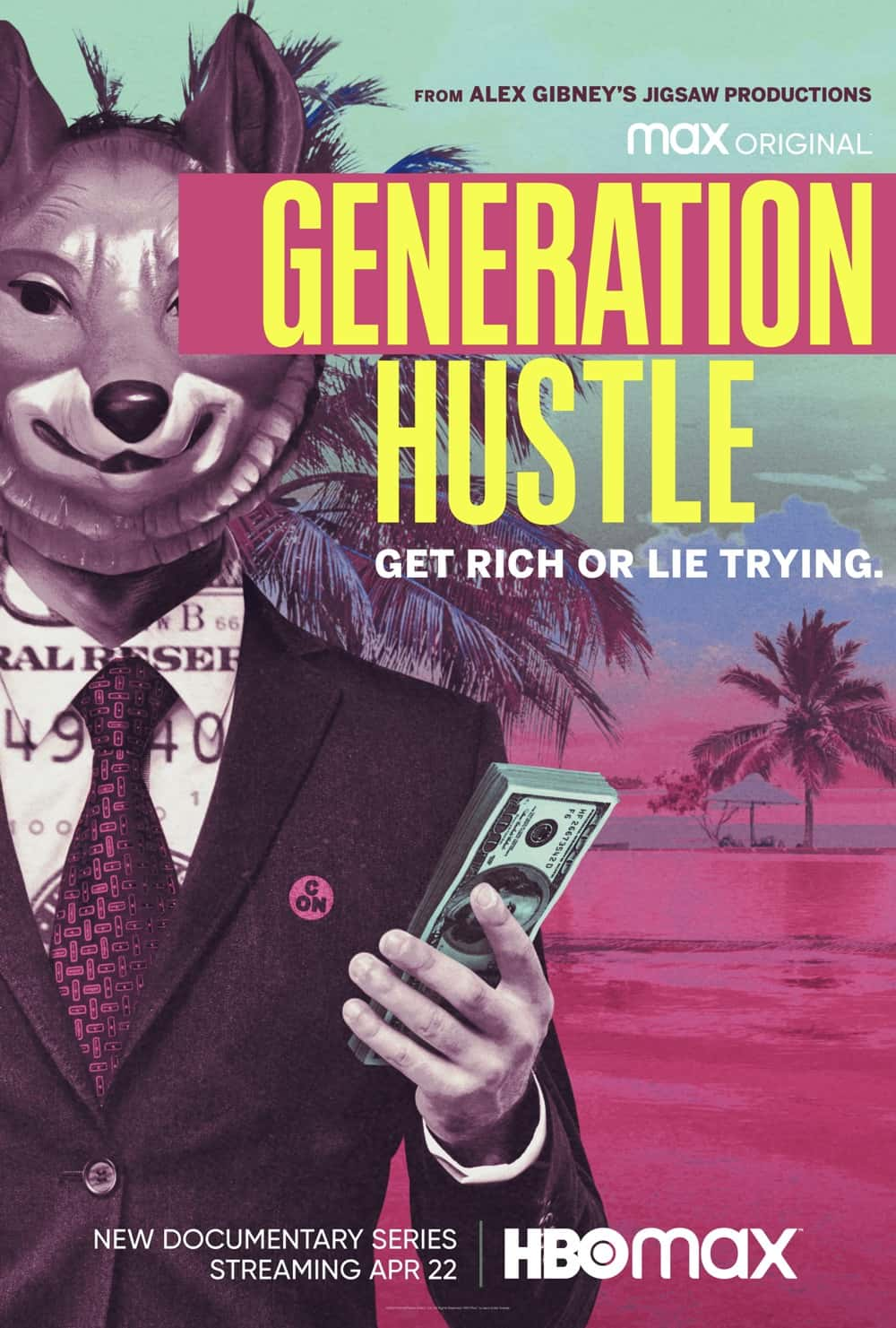 Generation Hustle HBO Max Poster