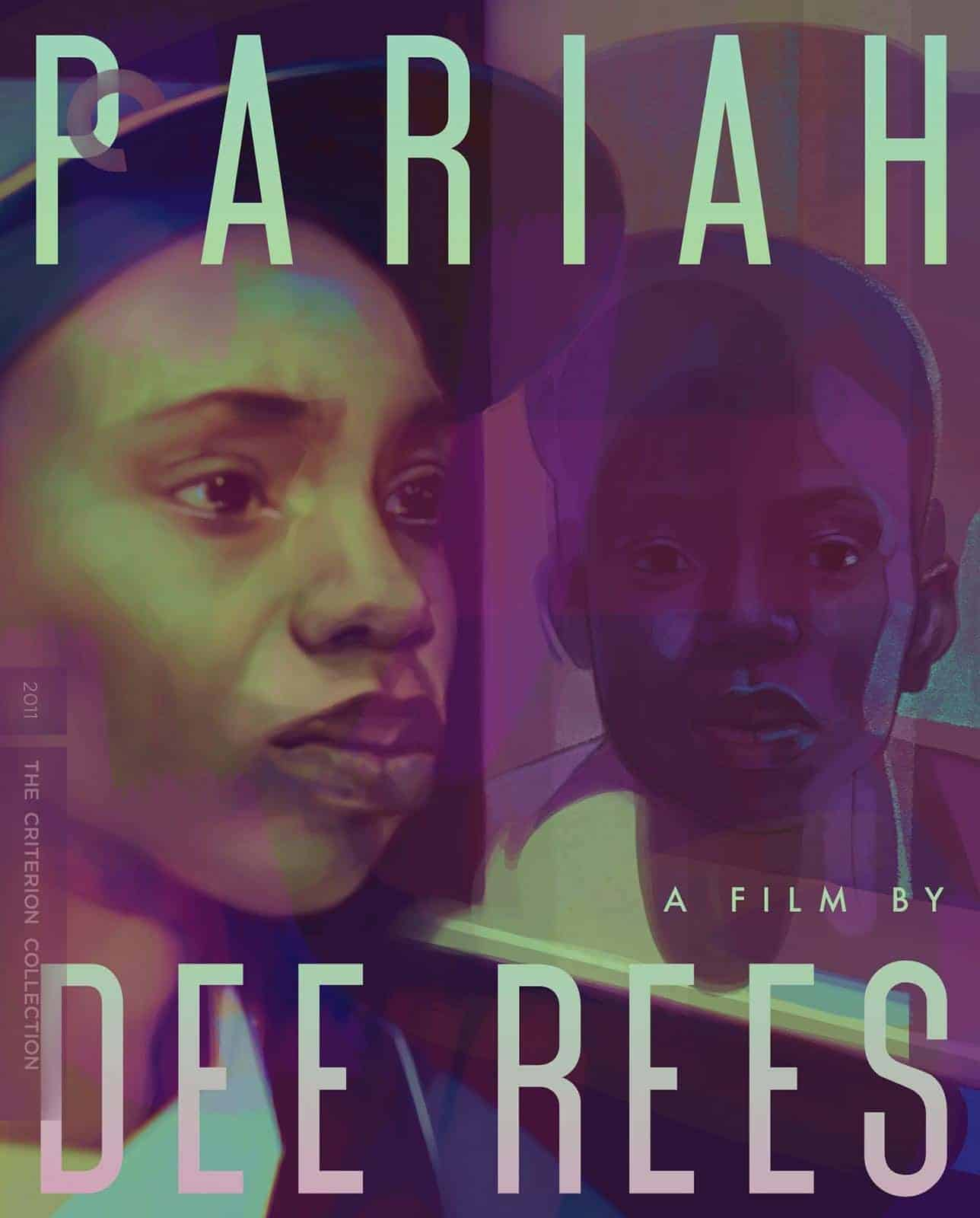 Pariah The Criterion Collection Blu-ray Cover