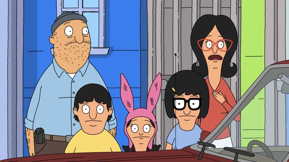 BOB'S BURGERS Season 11 Episode 18 Photos Some Kind Of Fender Benderful
