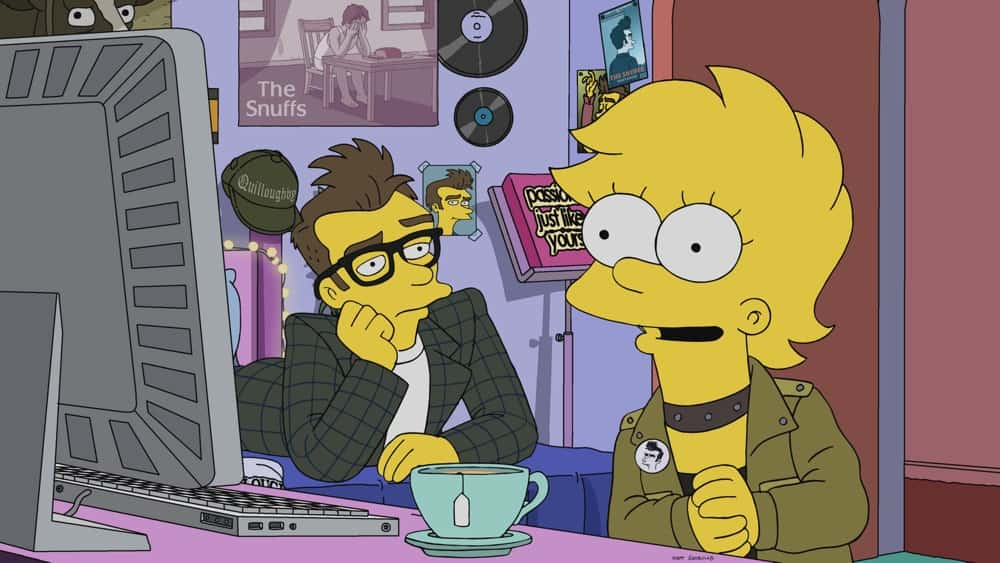 THE SIMPSONS Season 32 Episode 19 Photos Panic On The Streets Of Springfield