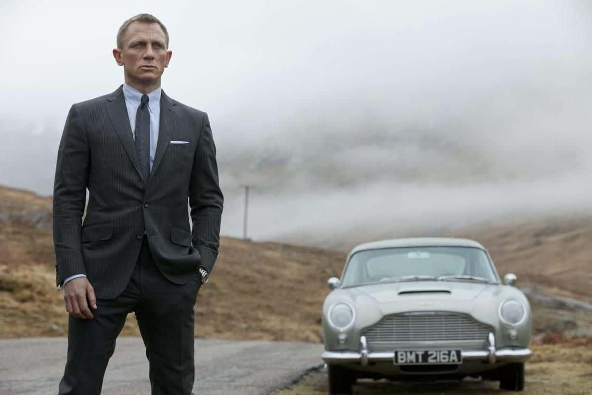 Skyfall Movie Bond