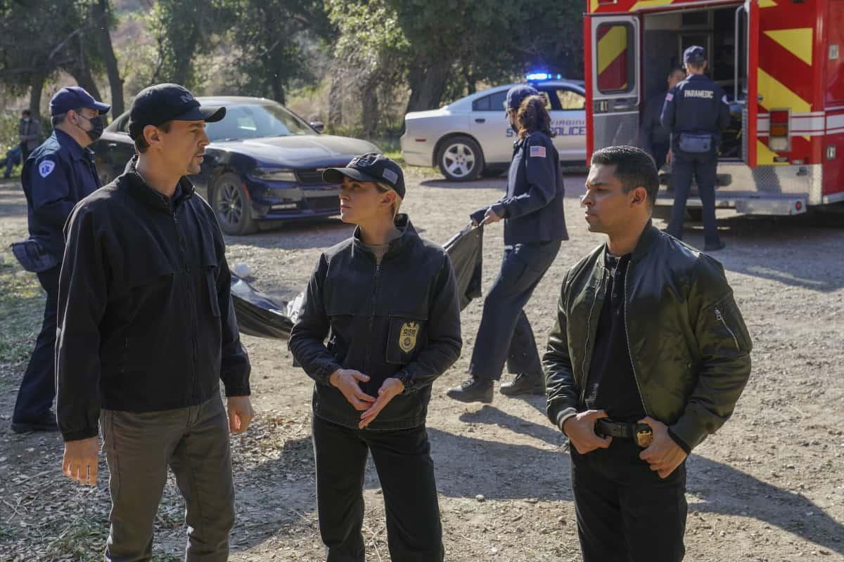 NCIS Season 18 Episode 12 Photos Sangre
