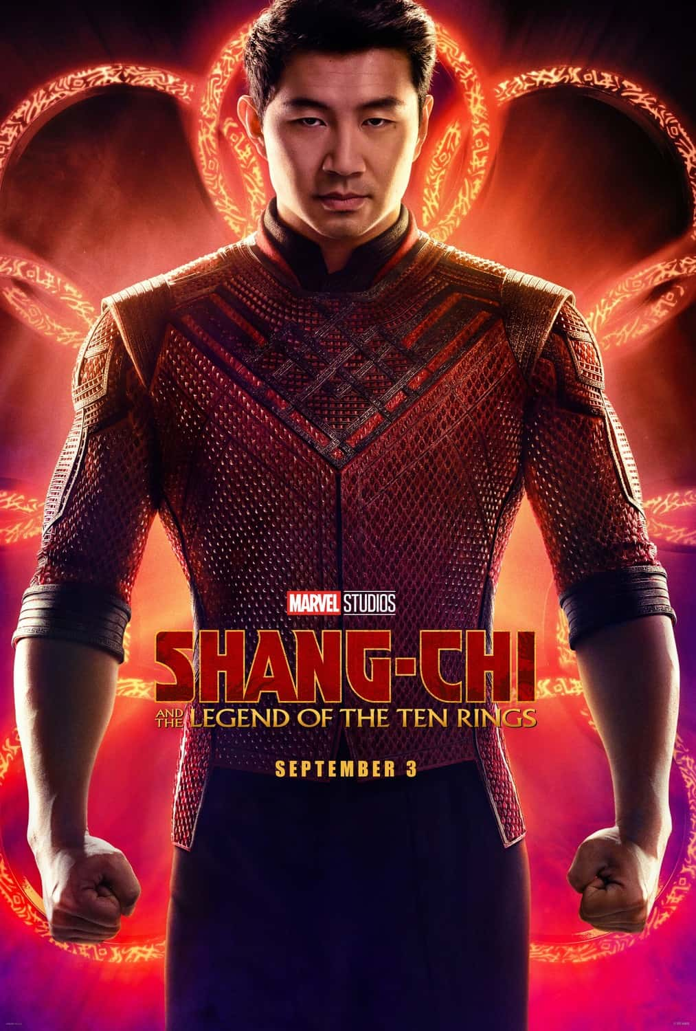 Shang Chi And The Legend Of The Ten Rings Movie Poster