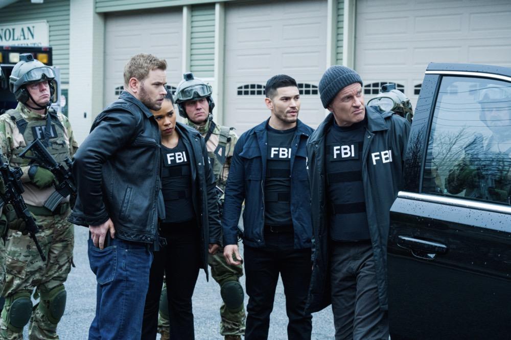FBI MOST WANTED Season 2 Episode 11 Photos Obstruction