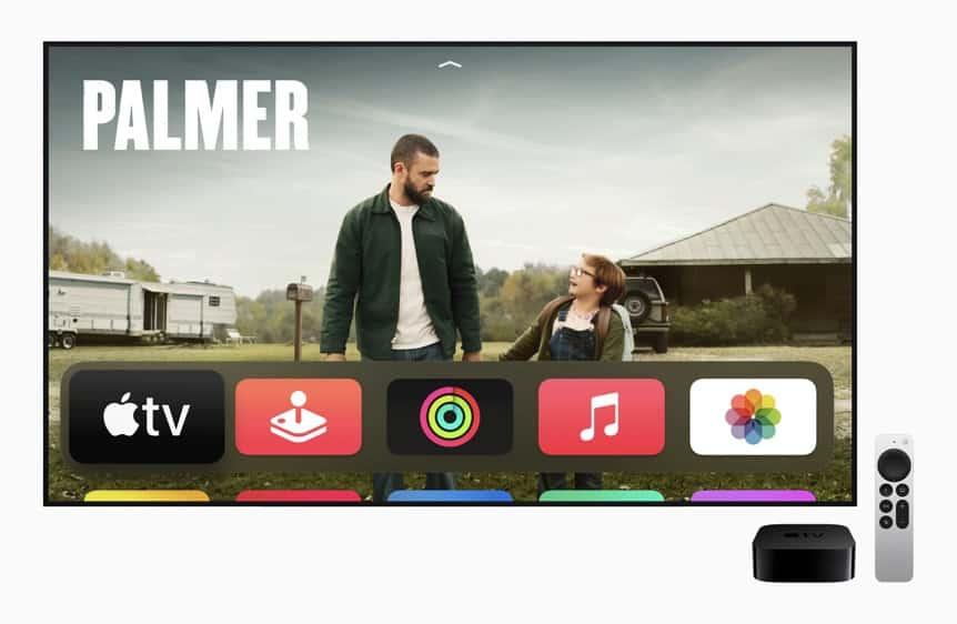 Apple unveils the next gen of appletv4k palmer screen