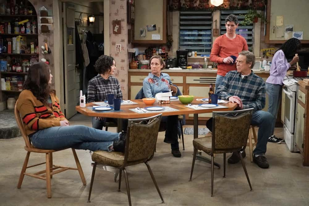 THE CONNERS Season 3 Episode 18 Photos Cheating, Revelations And A Box Of Doll Heads