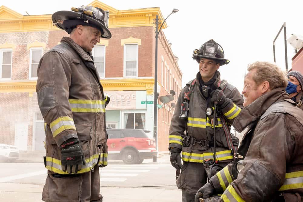 CHICAGO FIRE Season 9 Episode 12 Photos Natural Born Firefighter